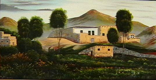 روستای نقطه بند-زنجان